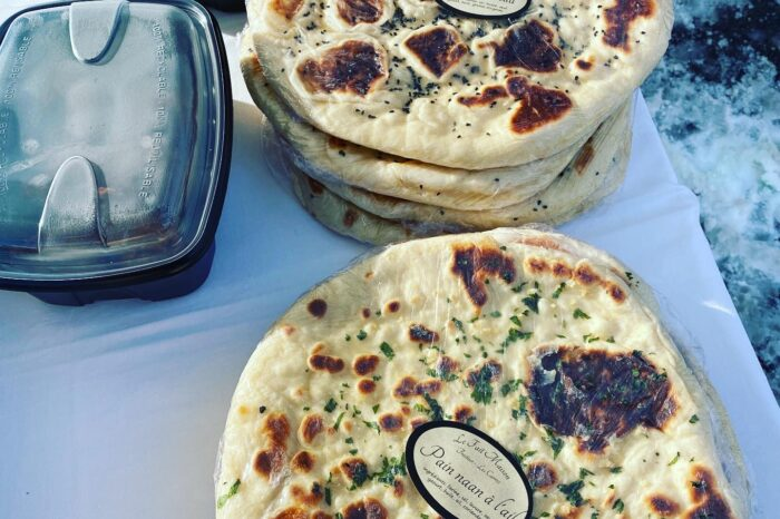 Naan-breads