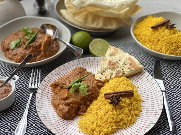 Chicken-Madras