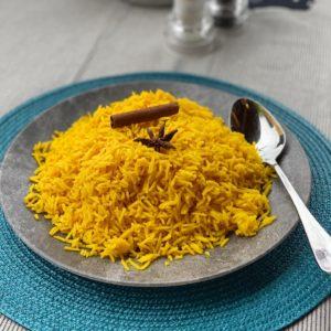 Pilau-Rice